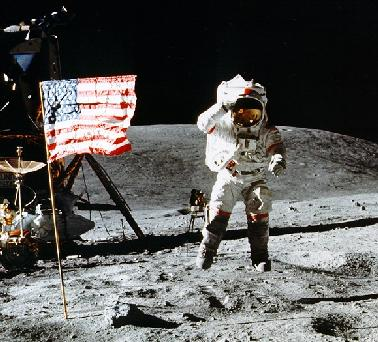 how did first american moon landing affect america New france: new france (1534  had a share in founding the first french colony in north america—that  the interior of the north american continent.